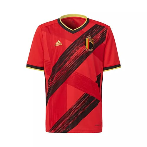 Maillot de nos Diables rouges
